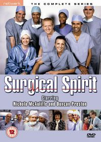 Surgical Spirit - The Complete Series - (Import DVD)