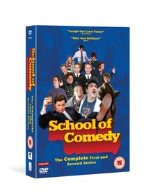 School of Comedy - Series 1 & 2 - (Import DVD)