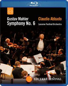 Mahler - Symphony No.6 - (Import Blu-ray Disc)