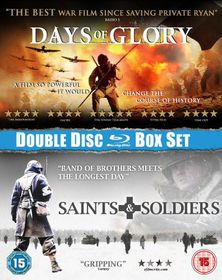 Saints & Soldiers / Days of Glory - (Import Blu-ray Disc)