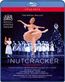 Tchaikovsky - The Nutcracker - (Import Blu-ray Disc)