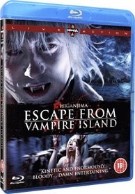 Higanjima - Escape from Vampire Island - (Import Blu-ray Disc)