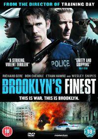 Brooklyn's Finest - (Import DVD)