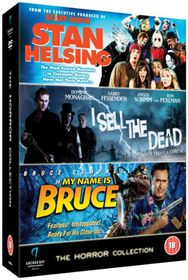 Stan Helsing / I Sell the Dead / My Name is Bruce - (Import DVD)