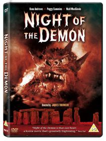 Night of the Demon / Curse of the Demon - (Import DVD)