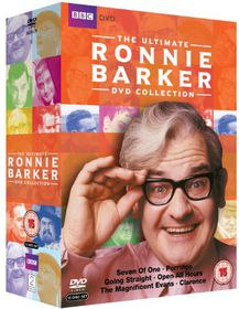 Ronnie Barker - Ultimate Collection - (parallel import)
