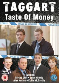 Taggart - Taste Of Money - (Import DVD)