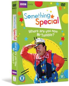 Something Special - Where Are You Now Mr Tumble - (Import DVD)
