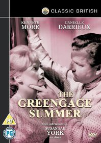 The Greengage Summer - (Import DVD)