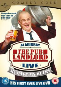 Al Murray - The Pub Landlord (Comedy Gold) - (Import DVD)
