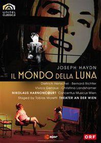 Haydn: Il Mondo Della Luna (Harnoncourt) [NTSC] - (Import DVD)