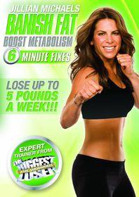 Jillian Michaels: Banish Fat, Boost Metabolism - (Import DVD)
