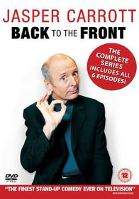 Jasper Carrott - Back To The Front - (Import DVD)