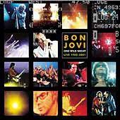 Bon Jovi - One Wild Night Live 1985-2001 (CD)