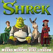 Original Soundtrack - Shrek (CD)