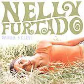 Nelly Furtado - Whoa, Nelly! (CD)