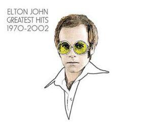Elton John - Greatest Hits 1970-2002 (CD)