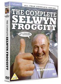 Oh No It's Selwyn Froggitt/Selwyn - The Complete Series - (Import DVD)