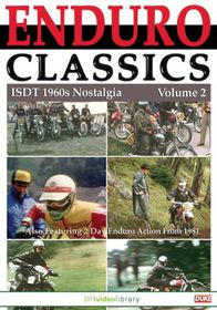Enduro Through The Decades - (Import DVD)