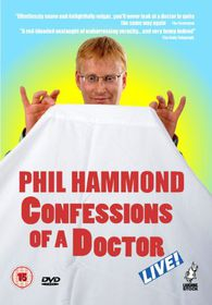 Phil Hammond - Confessions of a Doctor - (Import DVD)