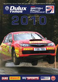 British Rally Championship Review 2010 - (Import DVD)
