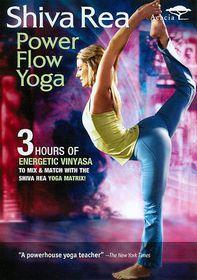 Shiva Rea:Power Flow Yoga - (Region 1 Import DVD)