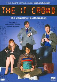 It Crowd:Complete Season 4 - (Region 1 Import DVD)