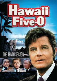 Hawaii Five O:Tenth Season - (Region 1 Import DVD)