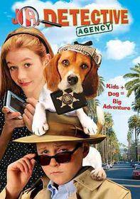 Jr Detective Agency - (Region 1 Import DVD)