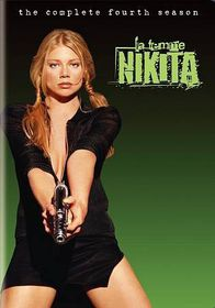 La Femme Nikita:Comp Fourth Season - (Region 1 Import DVD)