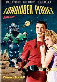 Forbidden Planet - (Region 1 Import DVD)