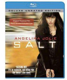 Salt - (Region A Import Blu-ray Disc)