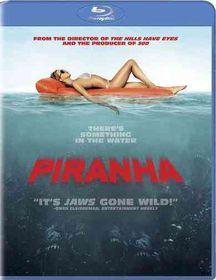 Piranha 3d (Standard Version) - (Region A Import Blu-ray Disc)