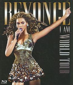 I Am...World Tour - (Blu-ray)