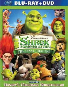 Shrek Forever After - (Region A Import Blu-ray Disc)