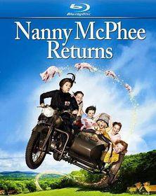 Nanny Mcphee Returns - (Region A Import Blu-ray Disc)