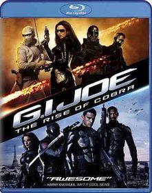 Gi Joe:Rise of Cobra - (Region A Import Blu-ray Disc)