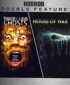 Thirteen Ghosts/House of Wax - (Region A Import Blu-ray Disc)