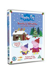 Peppa Pig - Santa's Grotto - (Import DVD)