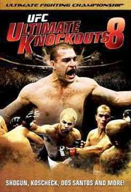 Ufc Ultimate Knockouts 8 - (Region 1 Import DVD)