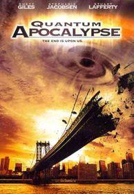 Quantum Apocalypse - (Region 1 Import DVD)