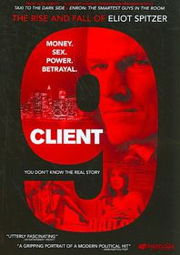 Client 9:Rise and Fall of Eliot Spitz - (Region 1 Import DVD)