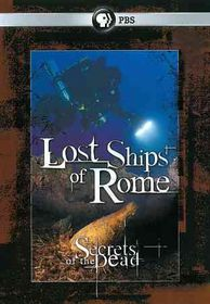 Secrets of the Dead:Lost Ships of ROM - (Region 1 Import DVD)