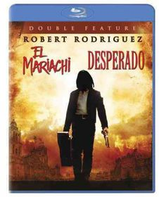 Desperado/El Mariachi - (Region A Import Blu-ray Disc)