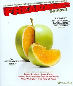 Freakonomics - (Region A Import Blu-ray Disc)