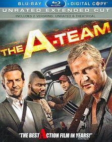 A Team - (Region A Import Blu-ray Disc)