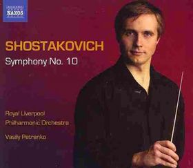 Shostakovich, Dmitri / Rlp / Petrenko - Symphony No.10 (CD)
