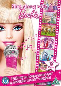 Barbie Sing-Along - (Import DVD)