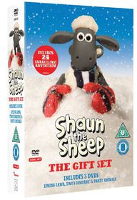 Shaun the Sheep - Gift Set - (Import DVD)