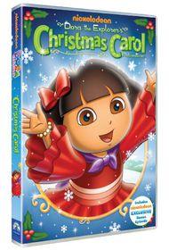 Dora The Explorer - Dora's Christmas Carol Adventure - (Import DVD)